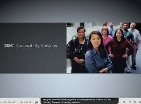 IBM Accessibility Services