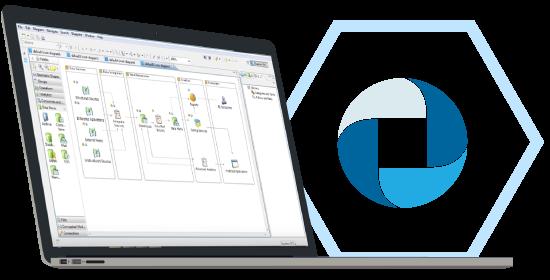 InfoSphere Information Server のスクリーン・ショット