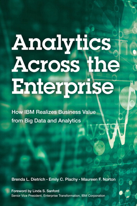 Image: Analytics across the enterprise