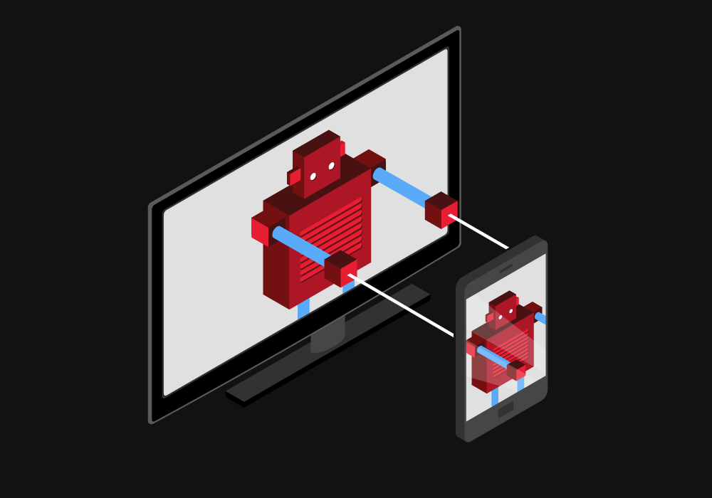 メディアおよびエンターテインメント業界のモバイル・エンゲージメントの画像