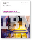 Study: Customer analytics pay off