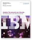 Study: Analytics: The real-world use of big data