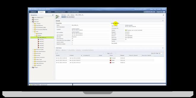Unified Governance – InfoSphere Information Server