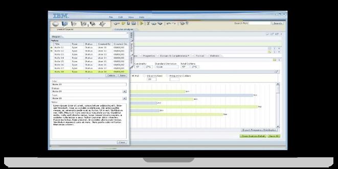 InfoSphere Information Analyzer