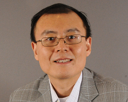 Head shot of Professor Ping Chen, Associate Professor of Computer Science and Engineering at UMass Boston