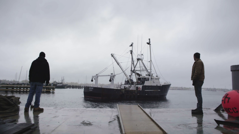 Blockchain-traced seafood: Helping historic New England fisheries thrive