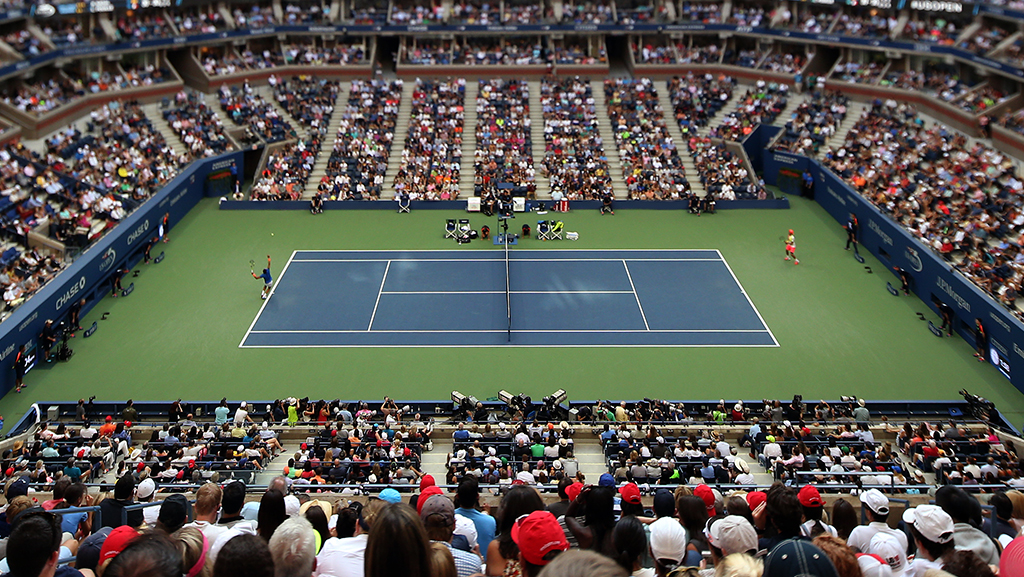 US Open watson cognitive highlights video footage