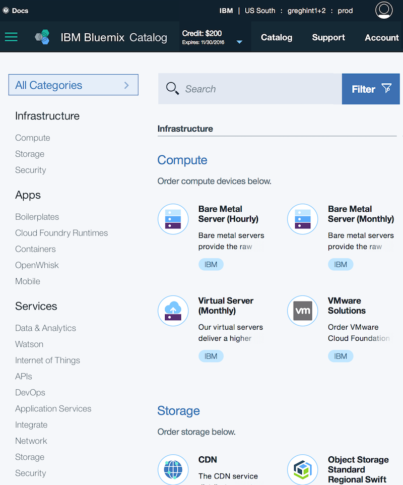 Your Unified Cloud Platform Launches Today - Archive of the IBM