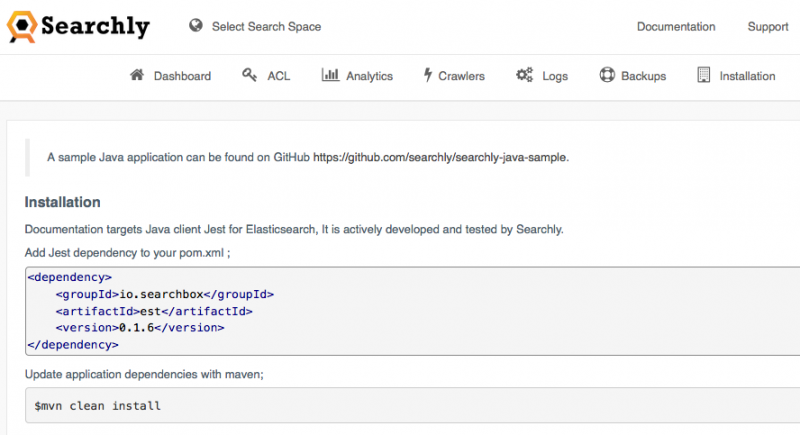 Use Search as a Service with Searchly on Bluemix - Archive