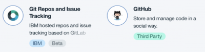 GitHub Select Options