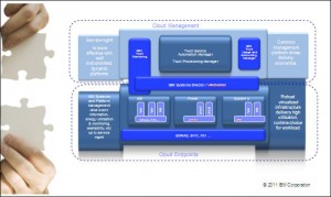 IBM integrated service management vision