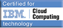 ibm cloud certification badge