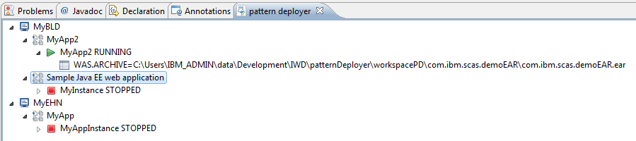 pattern-deployer