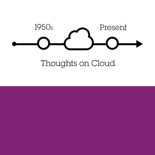 Cloud through the ages: 1950s to present day - Cloud computing news