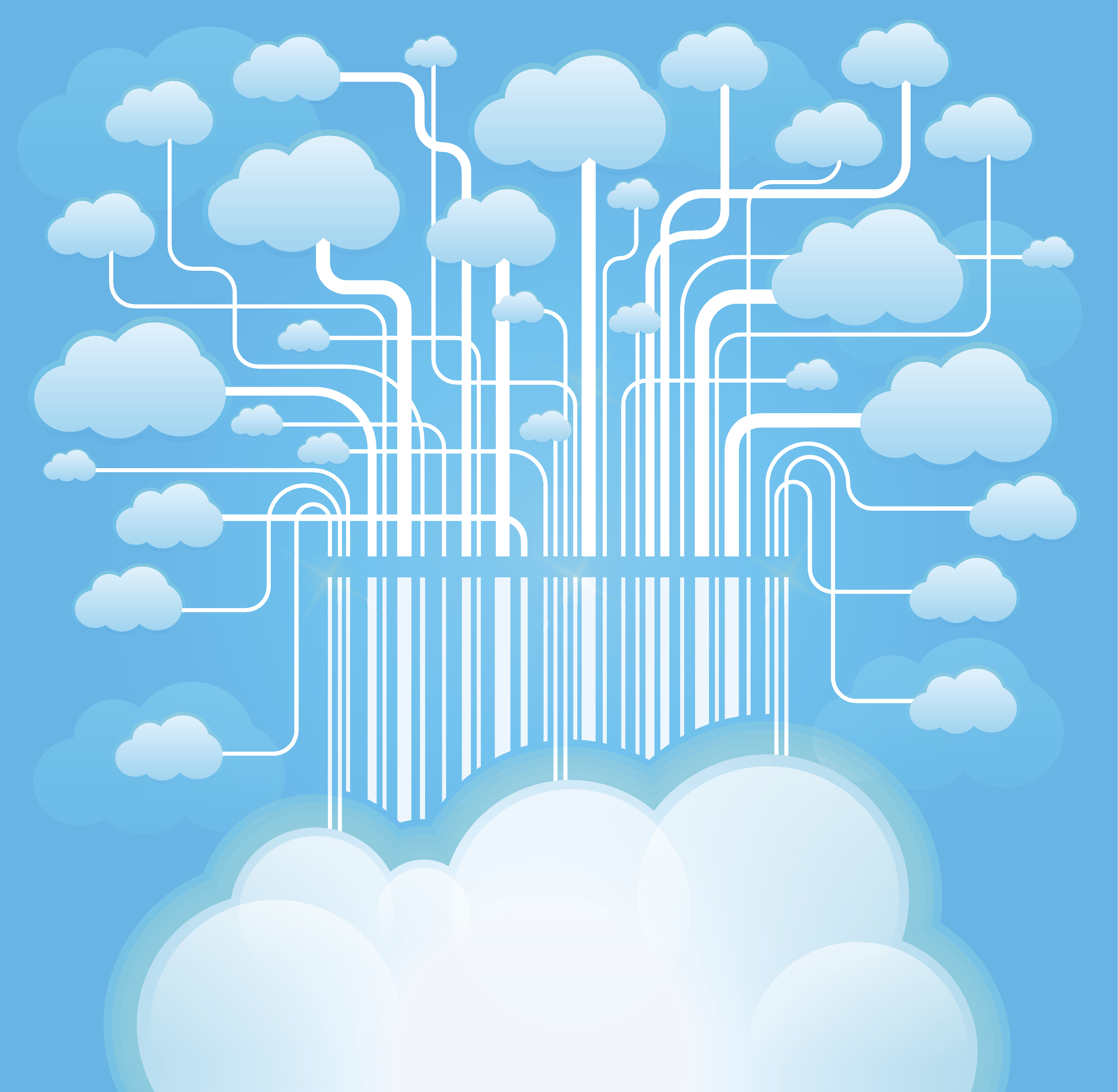 Letting customers decide who really leads in cloud