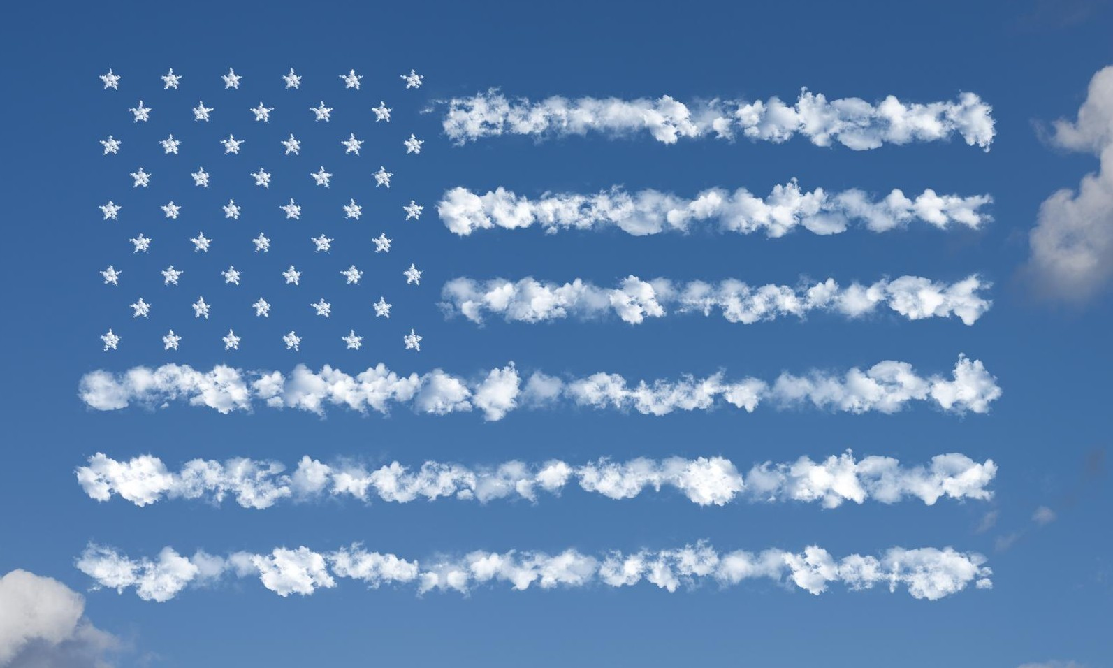 usa cloud map