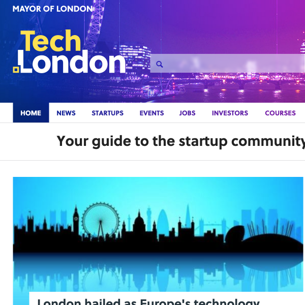 Tech.London: Innovation unleashed in the digital heart of Europe