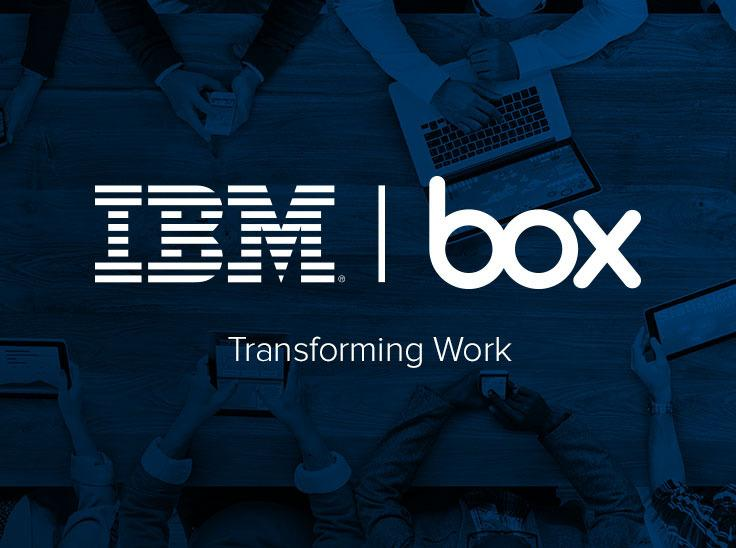 IBM and Box link up to integrate enterprise cloud offerings