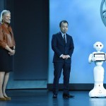 IBM shows off 'empathic' robot, offers Watson to diabetics