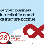 Grow your business with a reliable cloud infrastructure partner