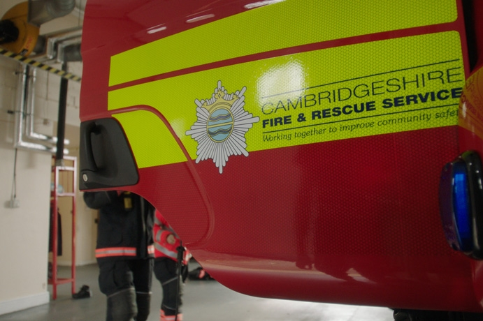 Cambridgeshire fire rescue BPM on Cloud