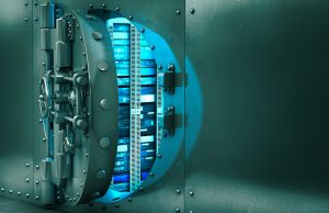 Protecting valuable data cloud