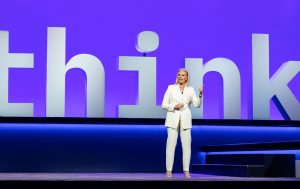 Ginni Rometty IBM Think 2019