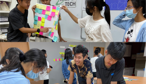 Call for Code P-TECH Challenge announces top honors