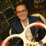 Florian 'Floyd' Mueller, Director and Professor at RMIT Exertion Games Lab