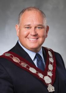 Portrait Mayor Frank Scarpitti