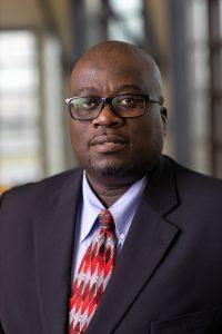 Portrait photo of Blog Author Cebert Adamson