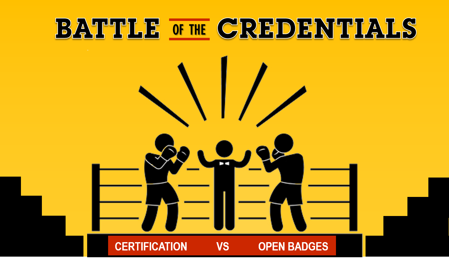 Open Badges Vs Certifications Is There A Battle Brewing In The It