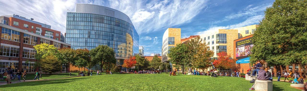 Northeastern Campus Tour Online