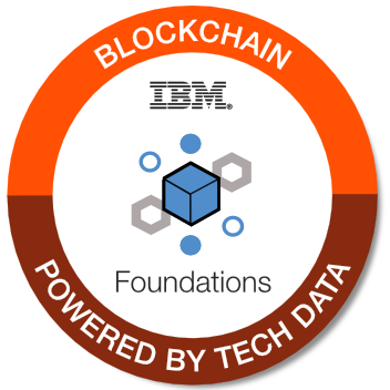 Tech Data Develops a Blockchain Course and a Badge - IBM Training