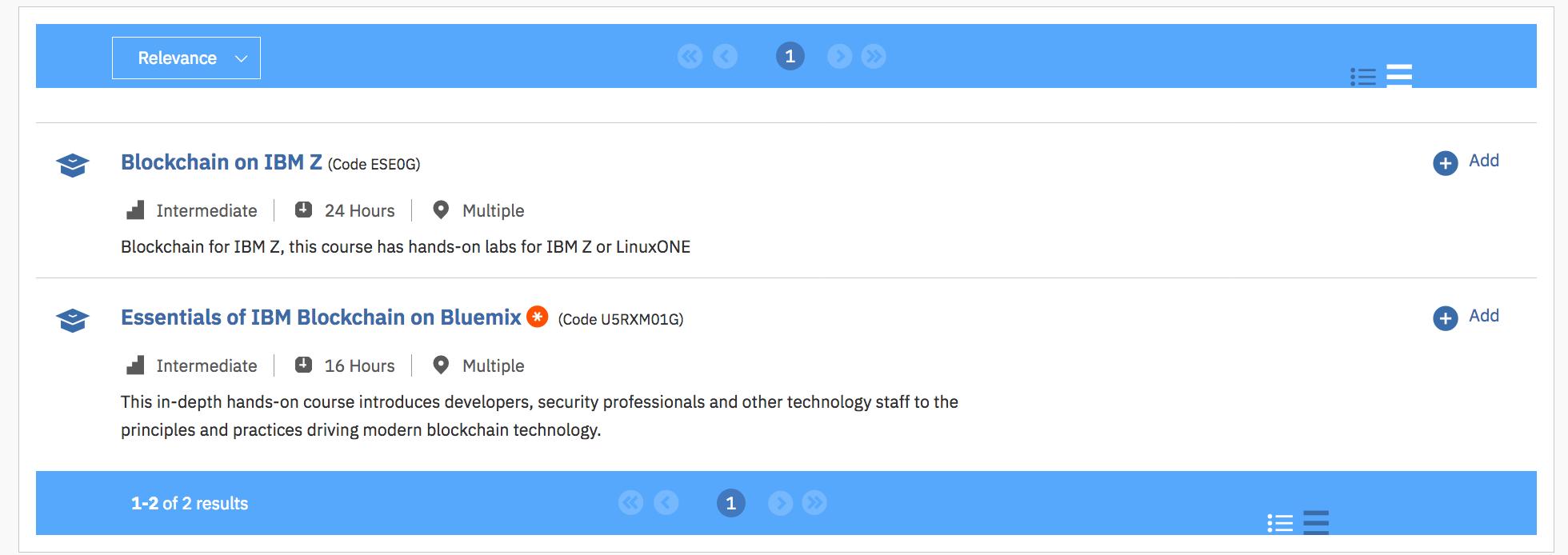 Demystifying and learning Blockchain - IBM Training and Skills Blog