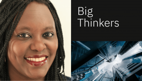 Research director Bola Rotibi focuses on the people behind the technology