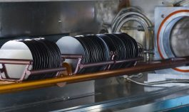 silicon wafere manufacturing line