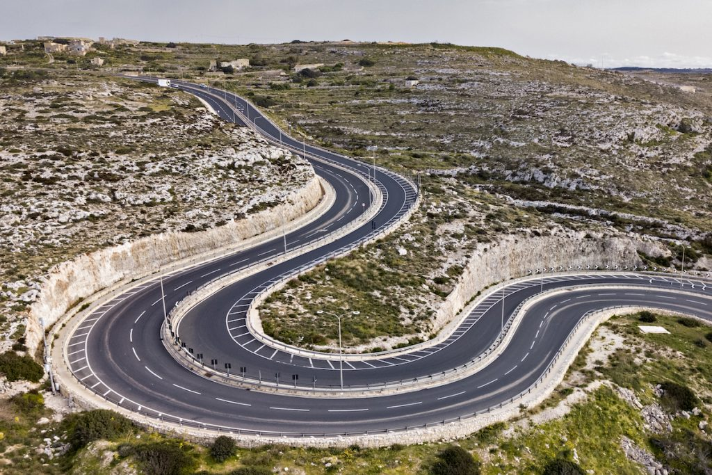 winding road for insurers