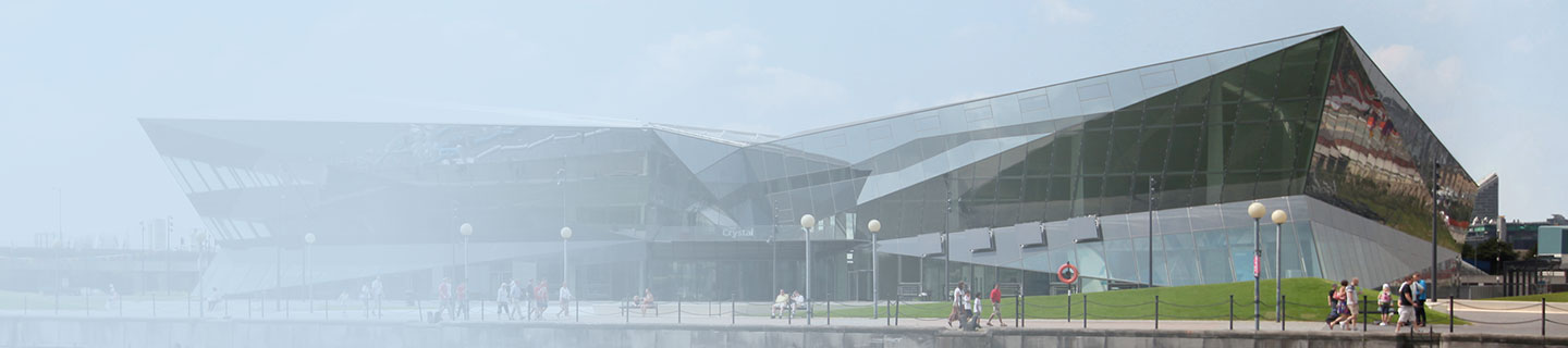 The Crystal Building