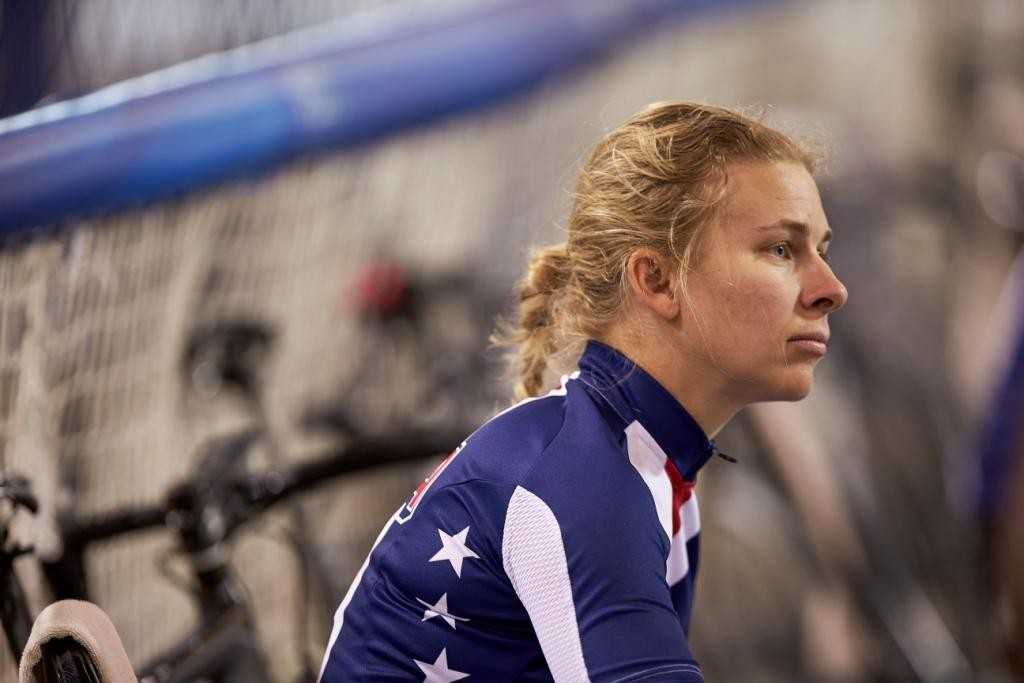 usa women's cyclist reflects on her performance