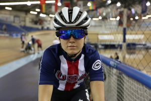 USA Cycling Ruth Winder