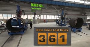 Factory safety and the IoT