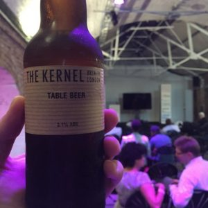 ThingMonk attending conferences is thirsty work