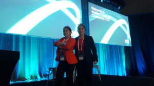 Penelope and America Lopez, the cybercode twins, using tech for good, and promoting women in tech