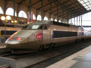 SNCF are using the industrial internet with sensors on trains and tracks to reduce failures and improve the reliability of trains, signals and tracks. Source: Vincent BABILOTTE