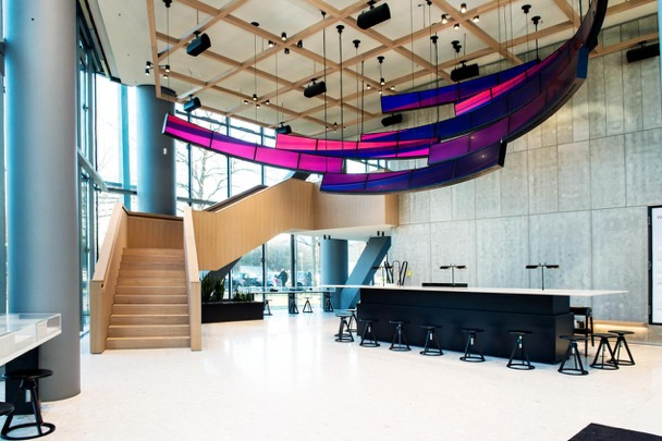 IBM Munich HQ interior
