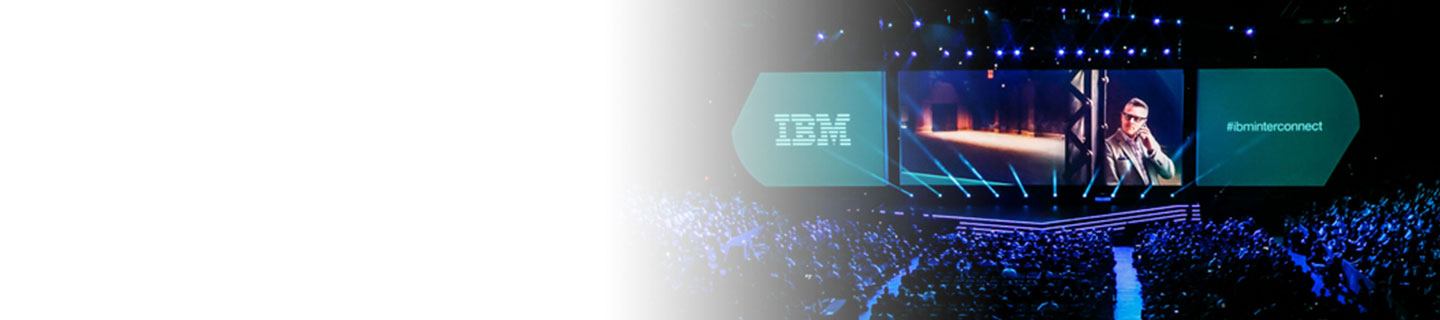 leadspace image for IBM InterConnect 2017