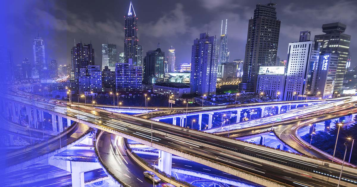 Population increase and the smart city - Internet of Things blog