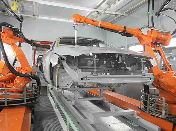 ABB paint robots deliver some of the finest paint quality in the world.