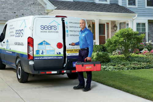 Sears Home Services is changing the customer experience with IoT.